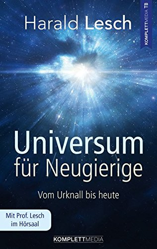 Cover von Universum für Neugierige